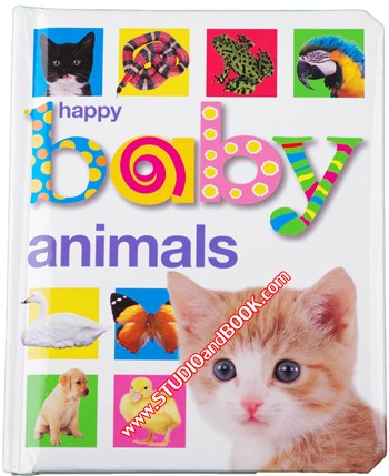 Baby Picture Studios on Happy Baby  Animals