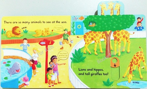 BUSY BOOKS: BUSY ZOO
