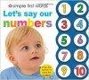Simple First Words_Numbers